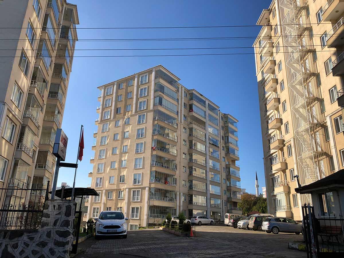 Bahçeşehir Sitesi